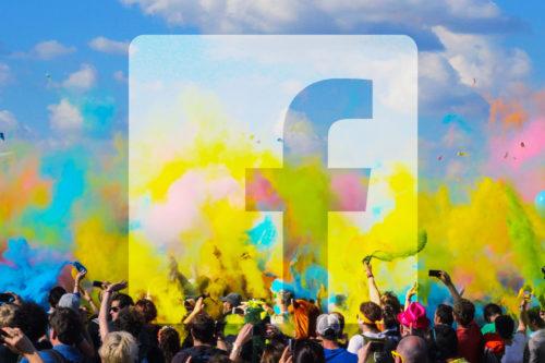 Facebook Crowd