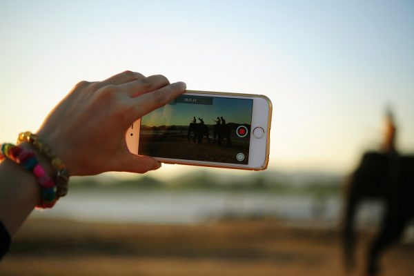 how to use video on social media