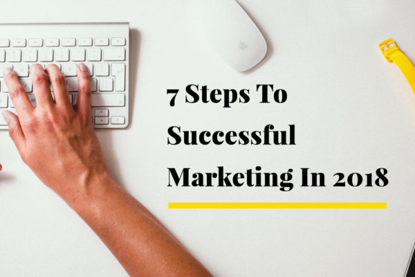 7 steps to successful marketing